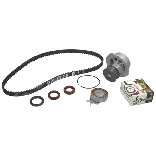 Timing Belt, Water Pump Kit Combo Van SB 1996-2002 4cyl C14NZ 1.4L 1389cc 8v SOHC Engine Holden