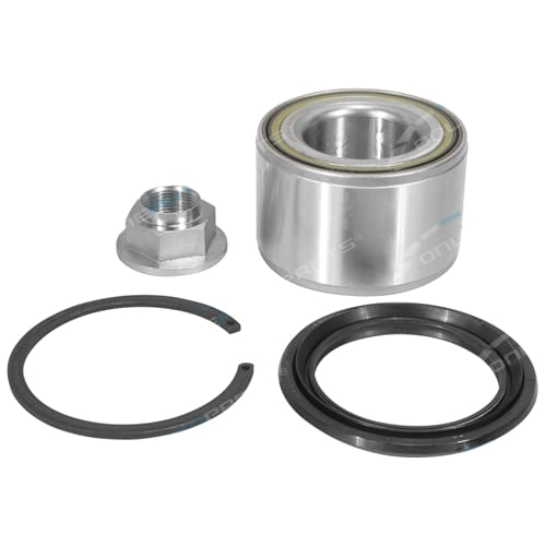 Front Wheel Bearing Kit suits Mazda B4000 MJ Petrol RWD 4X4 Utility Cab Chassis 2005 2006