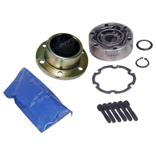 Tailshaft Mid CV Joint + Boot Kit suit Skyline R31 1986-6/1988 6cyl RB30E 3.0L Engine Sedan + Wagon