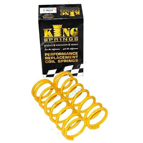 Front Pair Coil Springs Ford Falcon V8 XR8 ED EF EL Kings Springs Standard OE Height