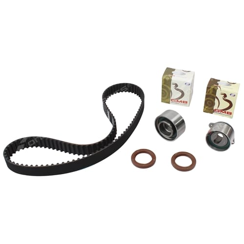 Timing Belt + Tensioner Kit Mazda E1800 1988-1996 4cyl F8 1.8L 1789cc Petrol SOHC Engine Van