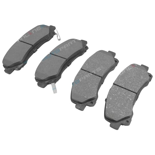 Brake Pads Set Holden Colorado RC / Isuzu D-Max Front Disc 2008 2009 2010 2011