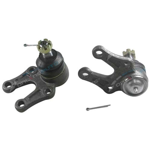 2 x Lower Arm Ball Joints suits Toyota Spacia Van SR40 YR22 1993-2001 RWD - New Front Pair