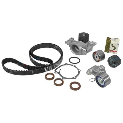 Timing Belt + Auto Tensioner + W/pump Kit Timing Belt+Tensioner Kit Matsumo
