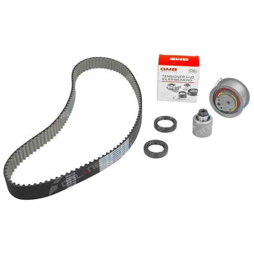 Timing Belt + Tensioner Kit suits VW Volkswagen Caddy 2KN BJB BLS 1.9L Diesel 2005 2006 2007 2008 2009 2010