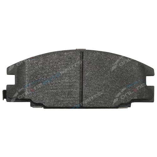 Bosch Front Disc Brake Pads Set Isuzu MU UCS17 UCS55 1989 to 1994 4X4
