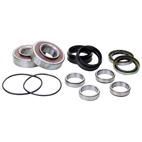 2 Rear Wheel Bearing Kits Hilux 2005-7/08 with ABS GGN15 GGN25 KUN16 KUN26 2x4 4x4 Toyota Ute