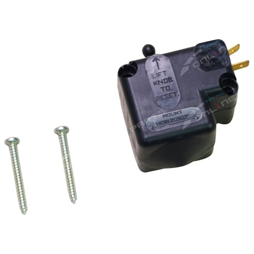 Collision Safety Shut Off Switch for Electric Fuel Pump Crash Electrical Cut Out