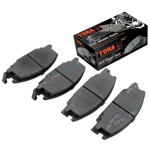 Front Disc Brake Pads Set Isuzu MU UCS17 UCS55 1989-1994 4X4