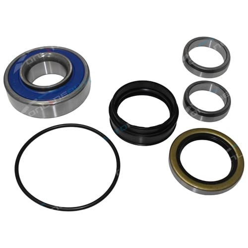 Rear Wheel Bearing + Seal Kit suits Toyota Hilux 98-05 LN167 LN172 RZN169 RZN174 VZN167 VZN172 4wd Ute