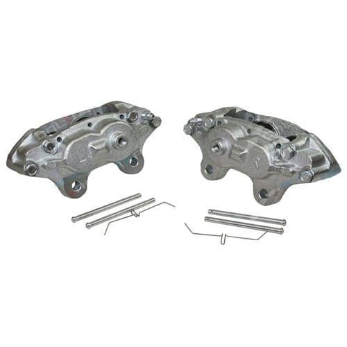 2 Front Brake Calipers suits Toyota Landcruiser 40 45 60 70 75 Series Disc 1980 to 1/1990