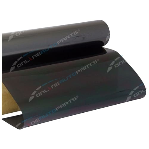 Window Tint Film 5% Very Dark Black 152cm x 30m Bulk Roll Glass Car Office