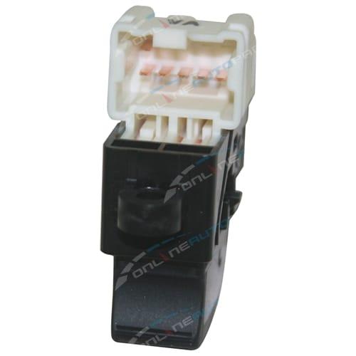 Electric Power Window Door Single Switch D22 97-12 Nissan Navara Ute Front P/S, Rear D/S P/S Genuine