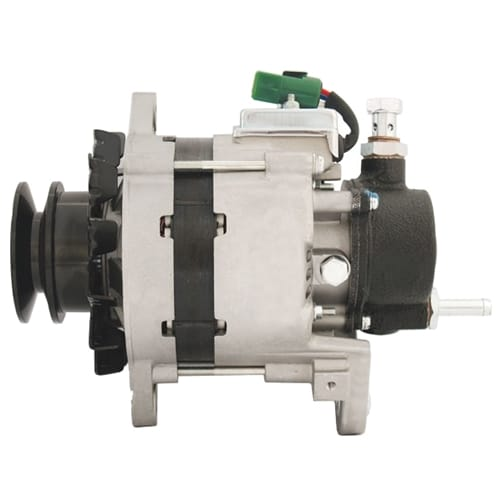 Internal Regulated Alternator suits Landcruiser HJ47 HJ60 HJ75 6cyl 4.0L 2H Toyota 1980 to 1990