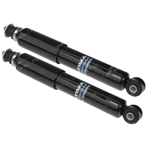 2 Front Gas Shock Absorbers Holden Rodeo 2x4 88-03 TFR16 TFR17 TFR30 TFR54 TFR55 TF RWD Pickup New