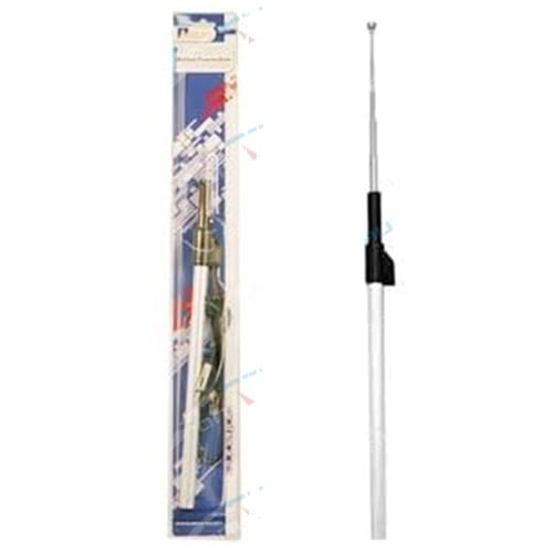Manual Lock Down Antenna GM Commodore VT VX VY VZ Holden Car Radio Aerial + Lead - Guard Mounted