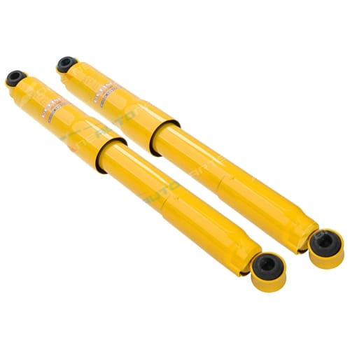 2 Rear Gas Shock Abosrbers suits Landcruiser 60 Series HJ60 FJ60 HJ61 FJ62 Wagon 10/1985 to 1989