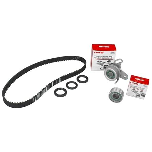 Timing Belt + Tensioner Kit Rio JB 8/2005-2010 4cy G4ED 1.6L 1599cc G4EE 1.4L 1399cc Petrol DOHC
