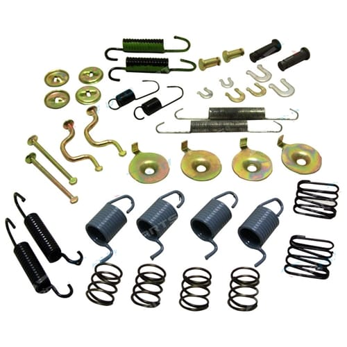 Hand Brake Spring Pin Clip Kit suits Toyota Landcruiser 100 105 Series HZJ105 8/1992 to 2007