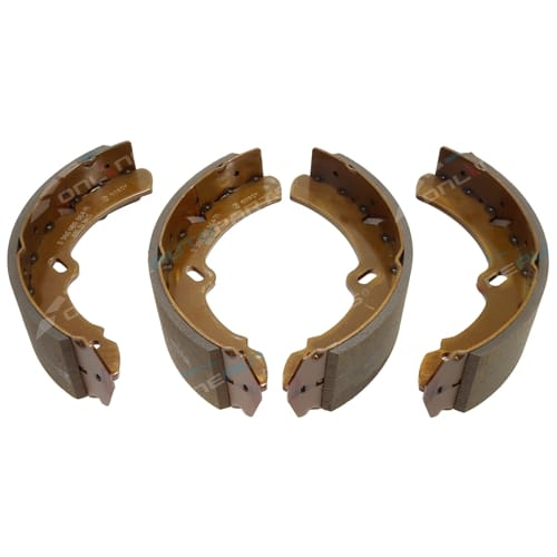 ZPN-24000 Brake Shoes Lining Aftermarket OEM Replacement suits Daihatsu Delta V118DNU V118