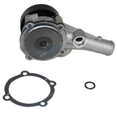 New Water Pump Falcon 6cyl 4.0L EF EL AU XH NF NL Fairmont + Fairlane incl Ute with pulley Ford