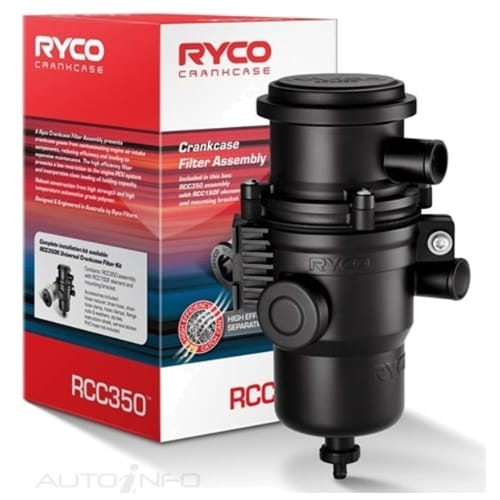 RCC350 Ryco Filters Oil Filter