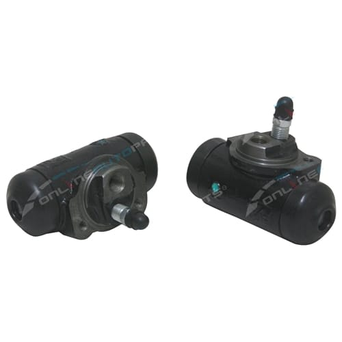 2 Rear Wheel Brake Cylinders suits Toyota Crown MS85 1977 6cyl RWD 4M 2.6L