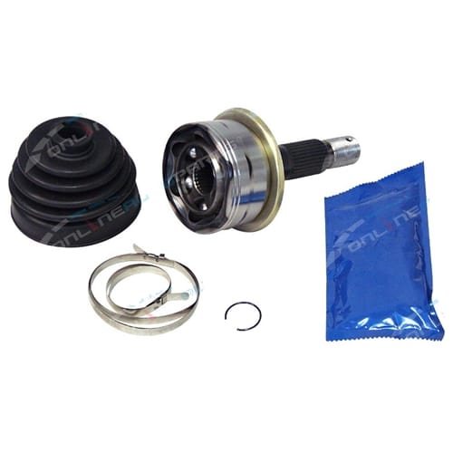 Outer CV Joint + Boot suits Toyota Prado 90 95 Series Land Cruiser KZJ95 RZJ90 RZJ95 VZJ95