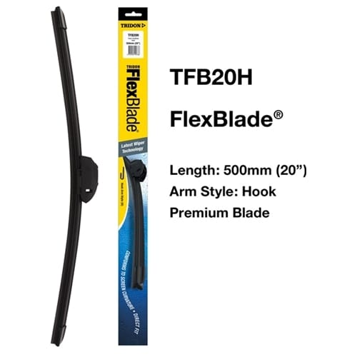 Wiper Blade Assembly (Passenger Side Front) Tridon