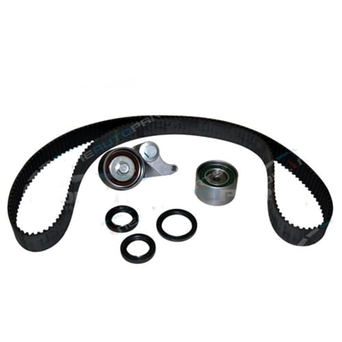 Engine Timing Belt + Tensioner Kit Isuzu Wizard UES25 6VD1 3.2L V6 1998-2002