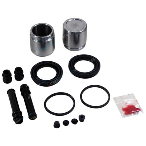 Rear Disc Brake Caliper Rubber Piston Kit Brake Caliper Repair Kit Aftermarket OEM Replacement