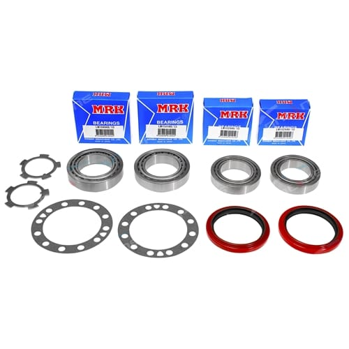 2 Front Wheel Bearing Kits suits Toyota Surf 4Runner Hilux Pickup IFS 1998-2005