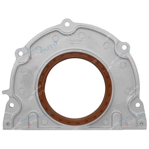 Crankshaft Rear Main Seal Plate suits Holden Commodore VE VZ V6 3.6L LE0 LY7 2004 2005 2006 2007 2008 2009 2010 2011 2012 2013