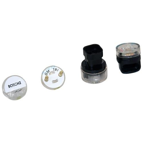 10 piece Noid Light + IAC Test Tools Electronic Fuel Injection EFI Test Kit Case