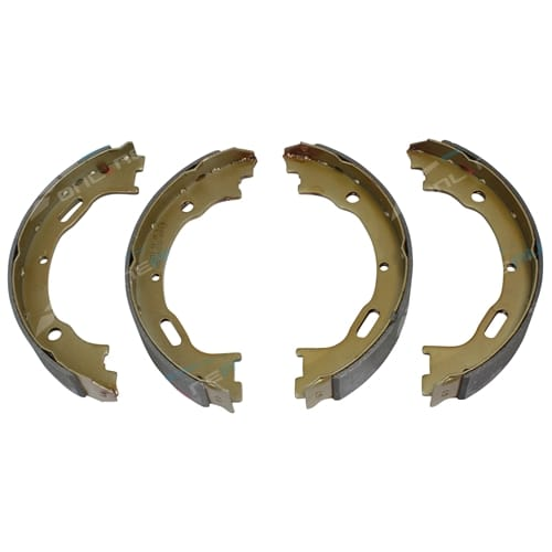 Hand Park Brake Shoe Set suits Mercedes-Benz ML320 ML430 ML270 ML500 ML350 W163 98 99 00 01 02 03 04 05