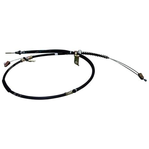 Hand Park Brake Cable suits Toyota Landcruiser 80 Series HZJ80 HDJ80 FZJ80 Rear Disc Wagon 8/1992 Onwards