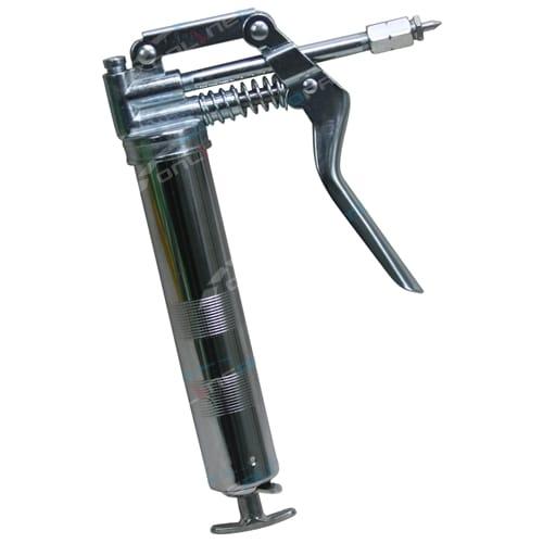 Mini Grease Gun Pistol Grip Pack 120gram 2,900psi 3oz Bulk Fill Style Flexi Hose