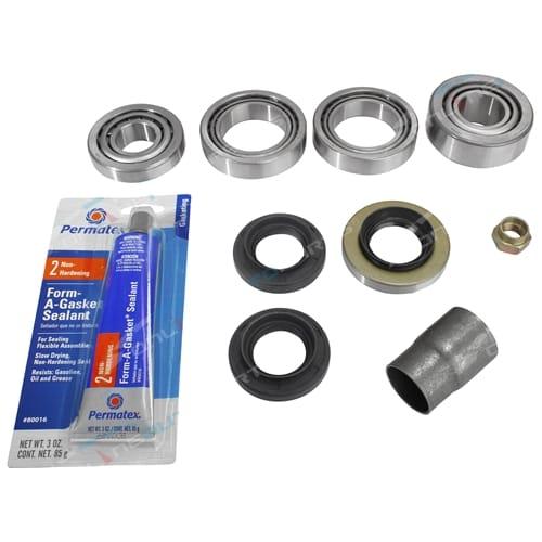 Front Diff Rebuild Kit suits Toyota Hilux KZN165R 4x4 99~05 4wd 3.0L Diesel Ute