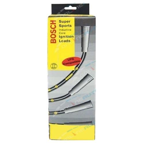 Bosch Ignition Spark Plug Lead Set Honda Integra DC 4cyl 1.8L B18C2 B18B2 Engine 1993 1994 1995 1996 1997 1998 1999