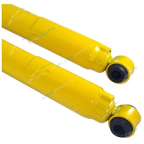 2 Rear Gas Shock Absorbers suits Toyota Hilux 4x4 Ute LN107 RN110 LN111 1988 to 1997