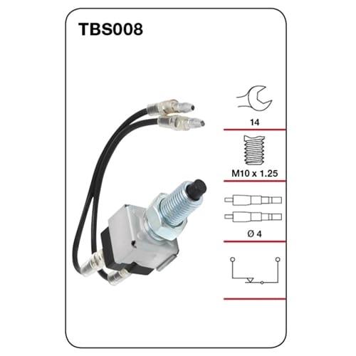 1 x Brake Stop Light Switch (Tridon)