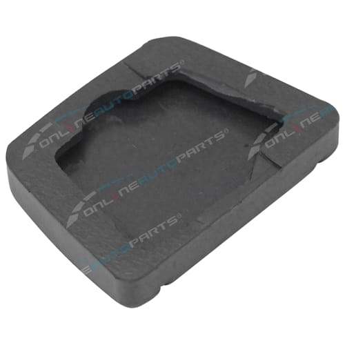 Genuine Nissan Brake or Clutch Pedal Pad suits Nissan 280ZX 130 1980 to 1983