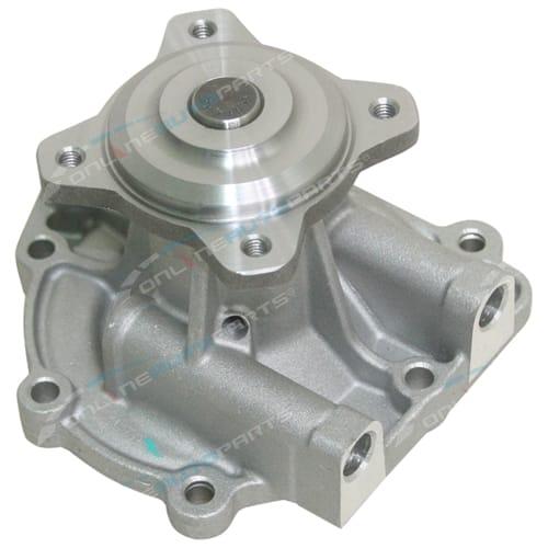 Water Pump Baleno SY416 1998-2001 4cyl J18A 1.8L 1839cc Petrol MPI 16v DOHC Suzuki