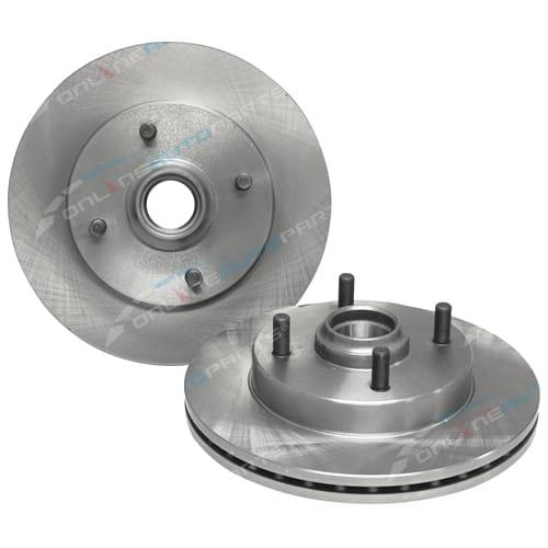 DR615-X-2 DR615 Tora Disc Rotor