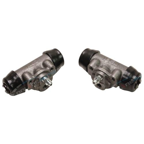 2 Rear Wheel Brake Cylinders suits Toyota Landcruiser 60 Series HJ60 HJ61 FJ60 FJ62 Wagon 1980-1990 New
