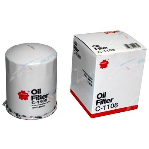 10 Pack Oil Filter suits Toyota Landcruiser HJ47 HJ60 HJ75 2H 40 60 70 Series