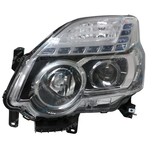 Headlight (Front LH) Aftermarket OEM Replacement