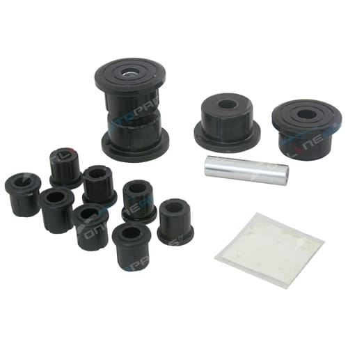 Poly Rear Spring Bush Kit New suits Toyota Coaster HZB50 Bus