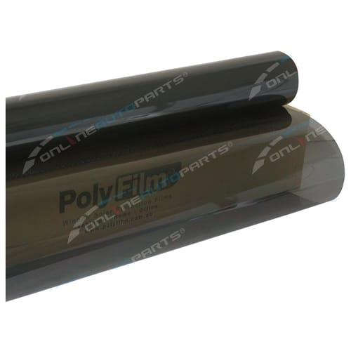 WTSFBK35-4-152-10 PolyFilm Window Glass Film / Tint