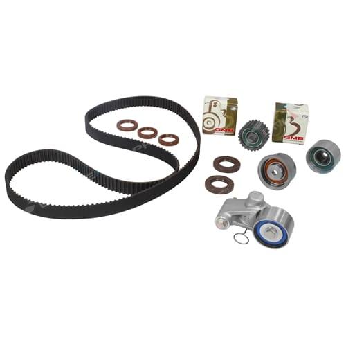 Timing Belt+ Hydraulic Tensioner Kit for Liberty BE BH BL BP BR EJ25 EJ202 EJ253 1998-2015 Subaru